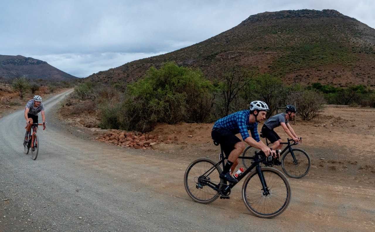 gravel riding in stockdale south africa